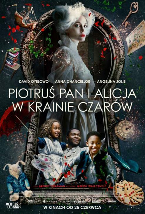 PiotruśPan i Alicja w Krainie Czarów