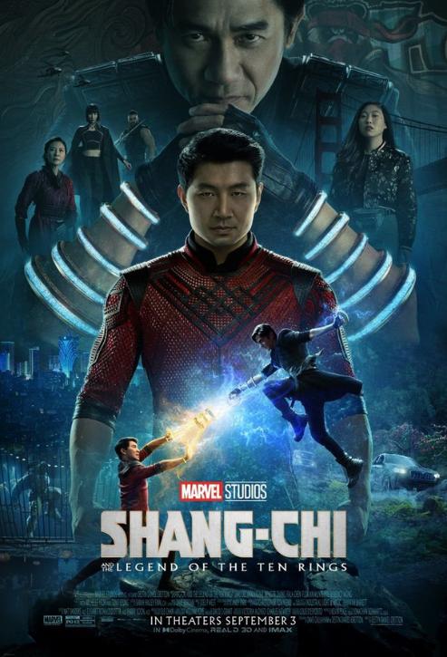 Shang- Chi i legenda dziesięciu pierścieni